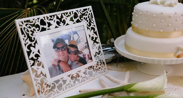 Zaręczyny Saona Island, Dominikana, romantyczne ceremonie