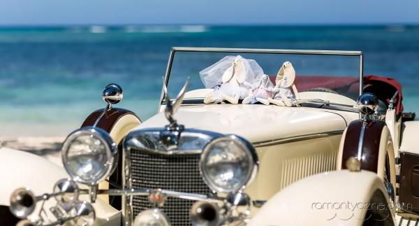 Nieszablonowy ślub Saona Island, wyjątkowe dodatki