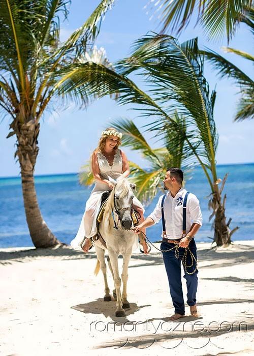 Organizacja ślubu na plaży