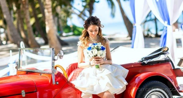Sesje ślubne na prywatnej plaży
