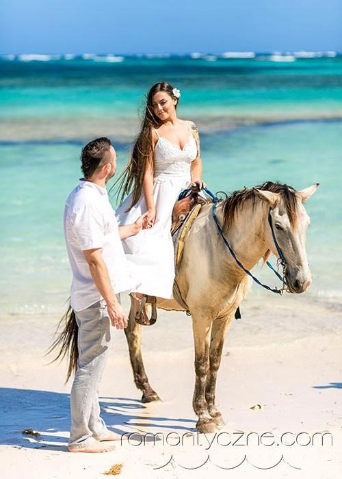 Organizacja ślubu na prywatnej plaży