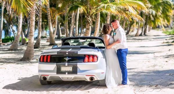 Karaibski ślub, wyjątkowe dodatki