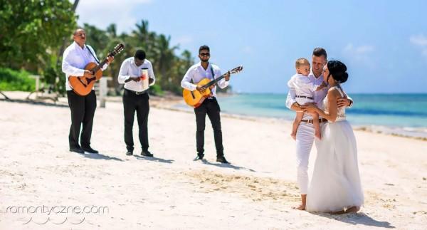 Niepowtarzalne chwile na plaży, Dominikana