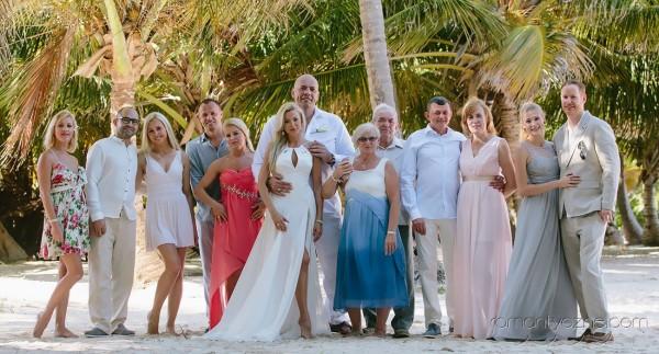 Nieszablonowy ślub Dominikana, Mauritius, organizacja ślubu