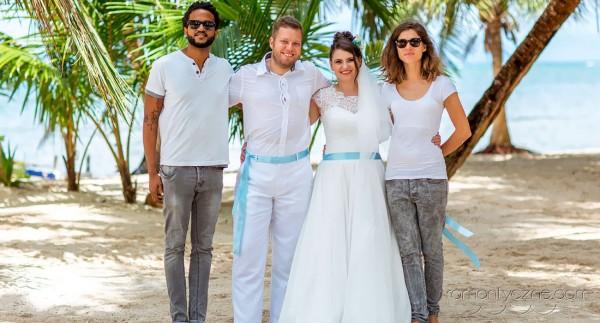 Śluby na rajskiej plaży, Karaiby