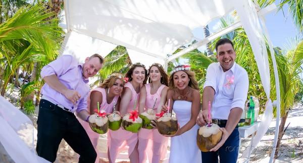 Ceremonie ślubne Saona Island, Dominikana, organizacja ślubu