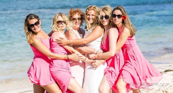 Śluby na prywatnej plaży, zagraniczne podróże poślubne