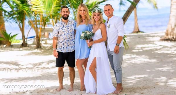 Zagraniczne podróże poślubne z gośćmi