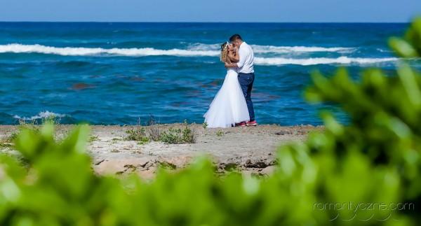 Ceremonie ślubne na rajskiej plaży, podróże poślubne na Karaibach