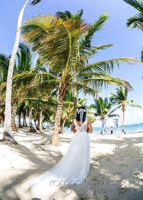 Zaręczyny na rajskiej plaży, organizacja ślubu