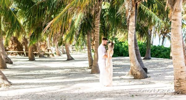 Nieszablonowy ślub na rajskiej plaży, organizacja ślubu