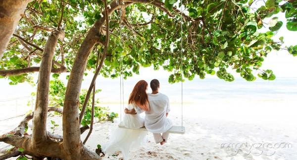 Zaręczyny na rajskiej plaży, Karaiby