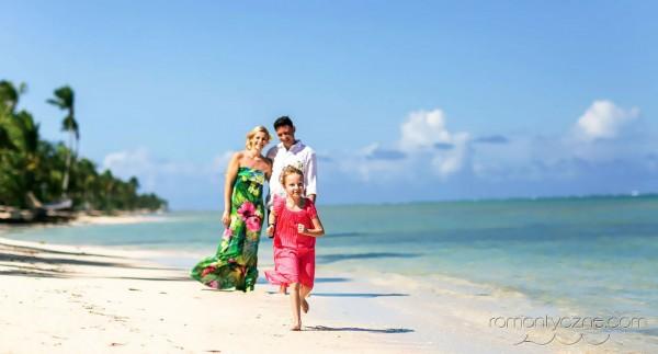 Ceremonie ślubne na rajskiej plaży, organizacja ceremonii
