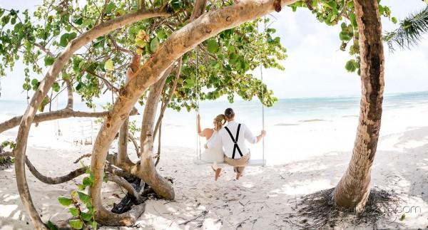 Śluby oficjalne na rajskiej plaży, Karaiby