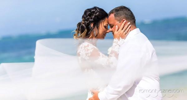 Śluby na prywatnej plaży, Dominikana
