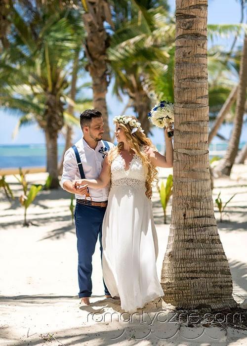Wymarzony ślub na plaży