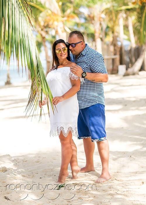 Wymarzony ślub na rajskiej plaży