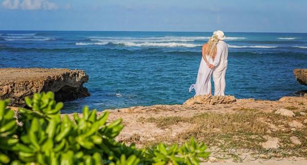 Romantyczne, niezapomniane chwile na rajskiej plaży