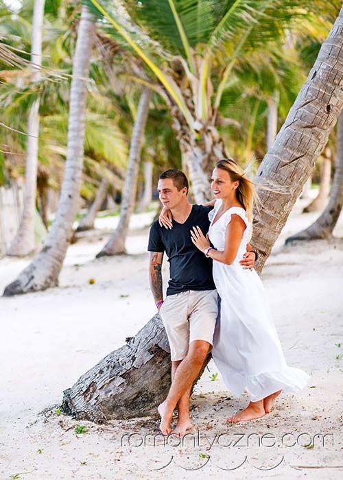 Niezapomniane chwile na prywatnej plaży, Dominikana