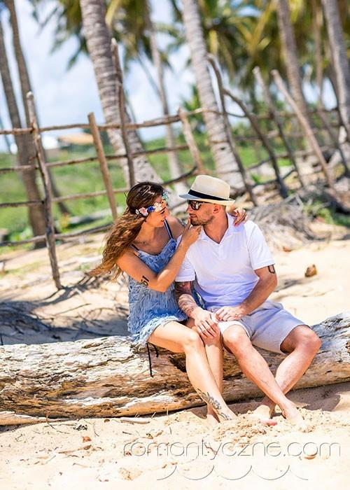 Sesje fotograficzne na plaży