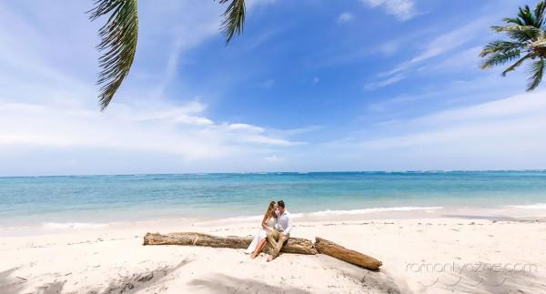 Ślub w tropikach, wyspa Saona
