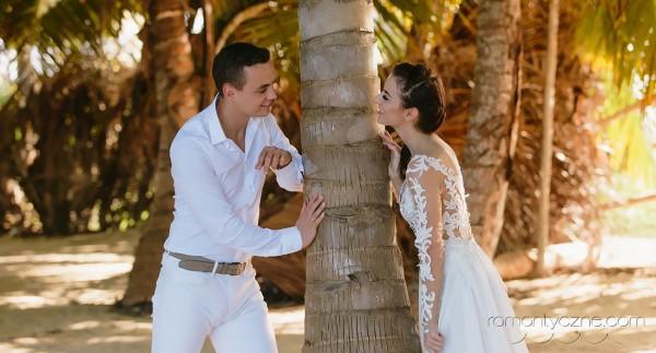 Zaręczyny na rajskiej plaży, zagraniczne podróże poślubne