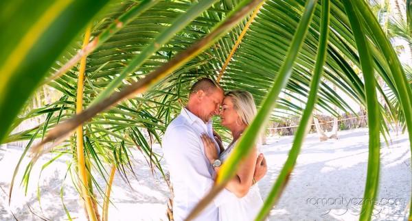 Romantyczne chwile wśród palm, Saona Island