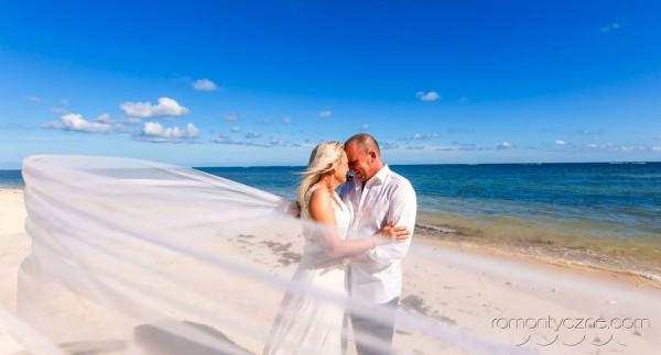 Ślub na plaży, Karaiby, Dominikana