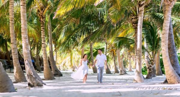 Prywatnie na wyspie Saona, śluby, zaręczyny, wesela