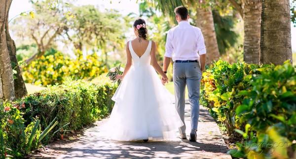 Prywatna Saona Island dla nowożeńców
