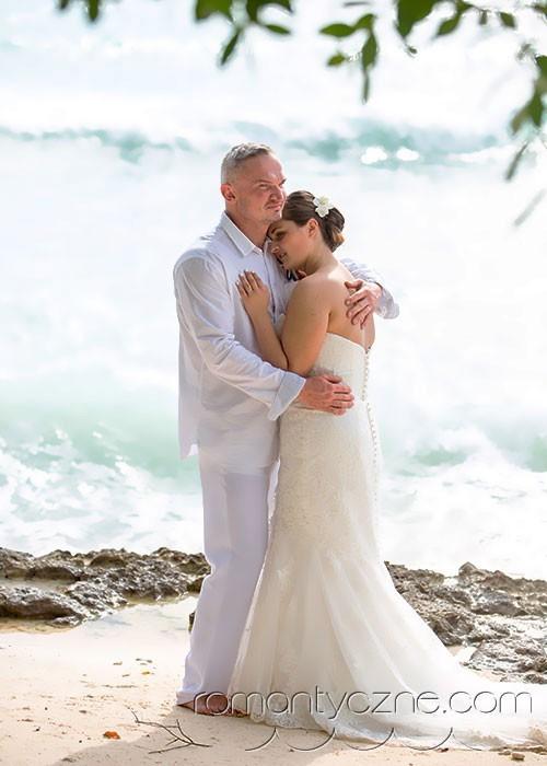 Nieszablonowy ślub Saona Island, Dominikana, organizacja ceremonii