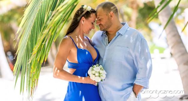 Saona Island, organizacja ślubu na plaży