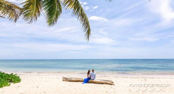 Dominikana, prywatna plaża dla Młodej Pary