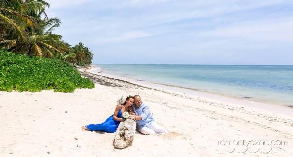 Sesje fotograficzne na prywatnej plaży