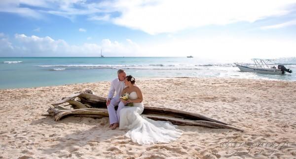 Śluby oficjalne na prywatnej plaży, Karaiby