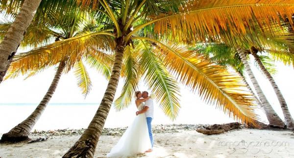 Śluby na rajskiej plaży, tropikalne śluby