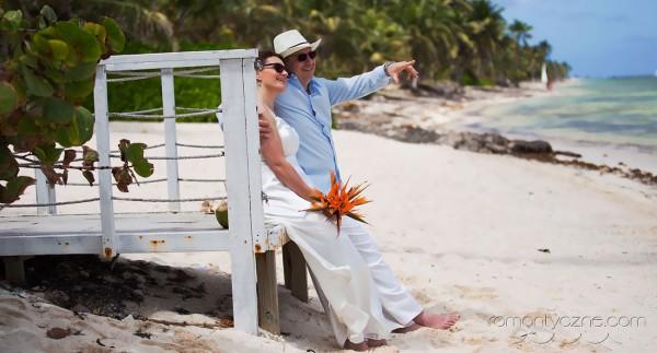 Ceremonie ślubne na dominikańskiej plaży, Karaiby