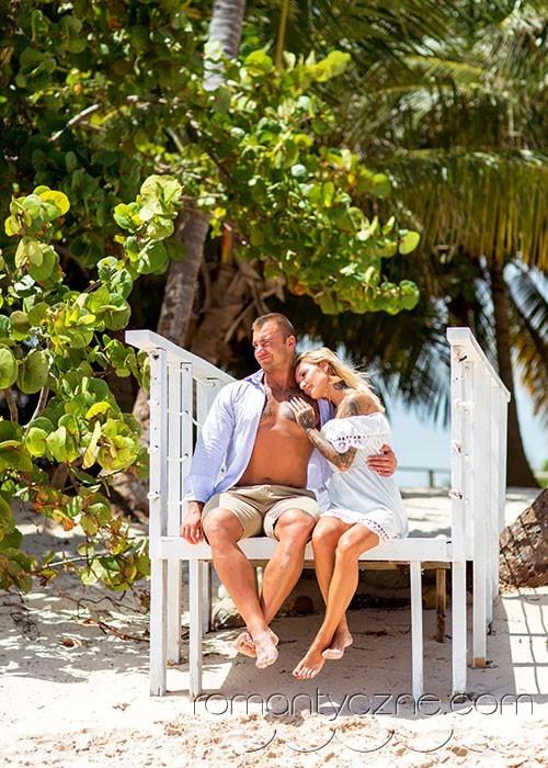 Śluby oficjalne na rajskiej plaży, zagraniczne podróże poślubne