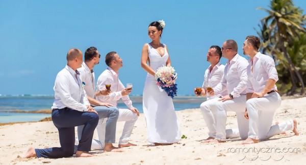 Śluby na rajskiej plaży, zagraniczne podróże poślubne