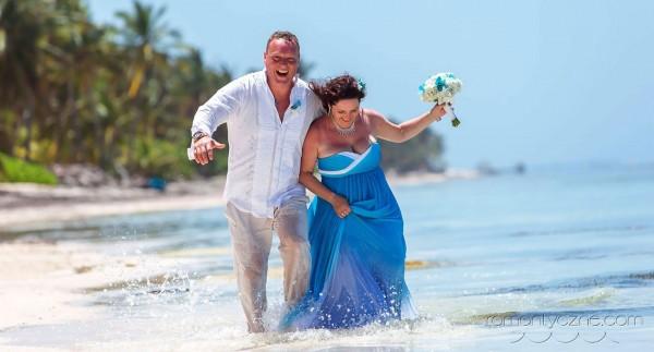 Śluby za granicą Dominikana, Mauritius, romantyczne ceremonie