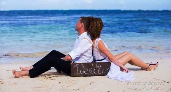 Śluby za granicą na dominikańskiej plaży, organizacja ślubu