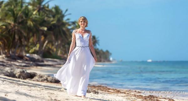 Nieszablonowy ślub na tropikalnej plaży, organizacja ślubu