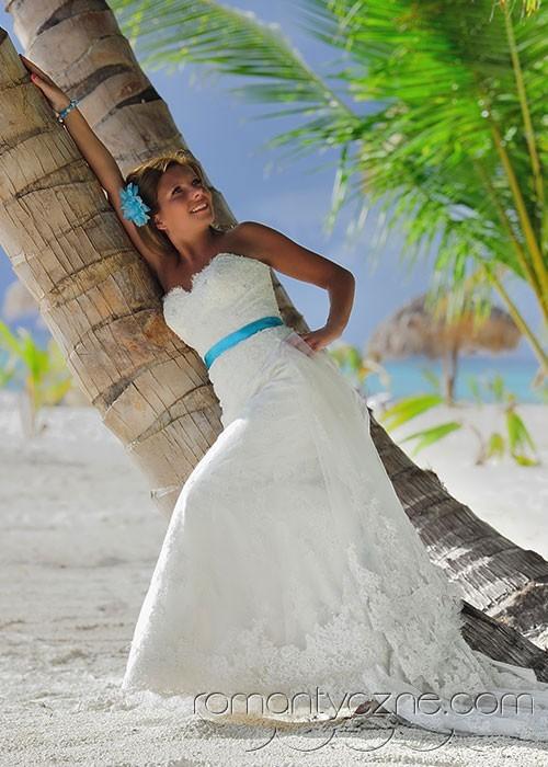 Nieszablonowy ślub kolacja dla dwojga, Karaiby
