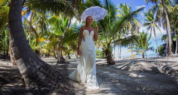 Ceremonie ślubne na tropikalnej plaży, organizacja ceremonii