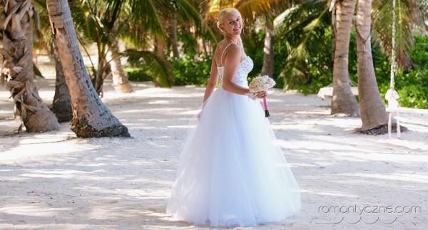 Zaręczyny na prywatnej plaży, podróże poślubne na Karaibach