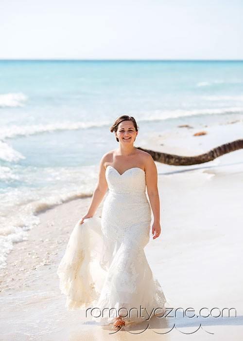 Śluby za granicą na dominikańskiej plaży, organizacja ceremonii