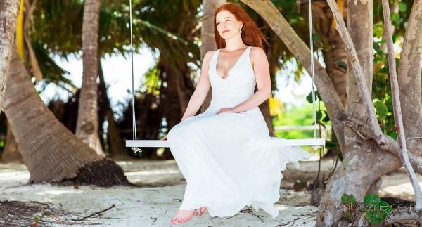 Śluby za granicą na tropikalnej plaży, organizacja ceremonii