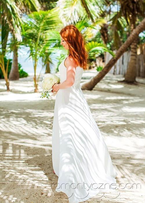 Śluby symboliczne kolacja dla dwojga, zagraniczne podróże poślubne