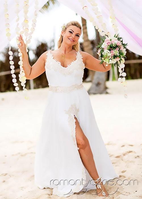 Śluby za granicą na tropikalnej plaży, organizacja ślubu
