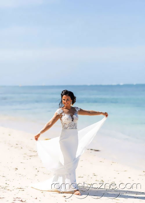 Podróże poślubne na Karaibach, ślub Dominikana